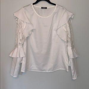 Brand New white Blouse